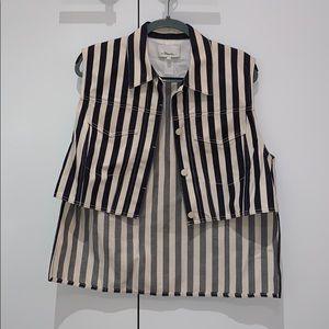 3.1 Philip Lim striped vest